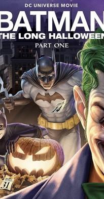 Batman The Long Halloween Part One